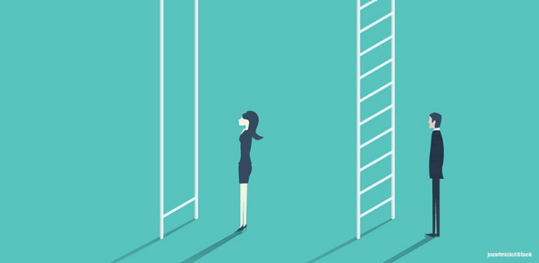 Gender Pay Gap Ladder
