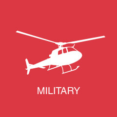 Case Studies - Military Icon