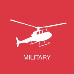 Case Studies - Military Icon