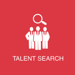 Case Studies - Talent Search Icon