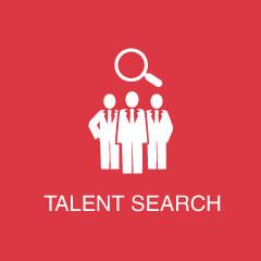 Case Studies - Talent Search Icon