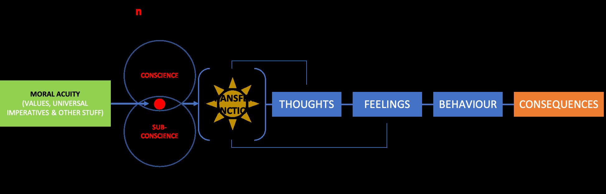 Thoughts Vs Feelings